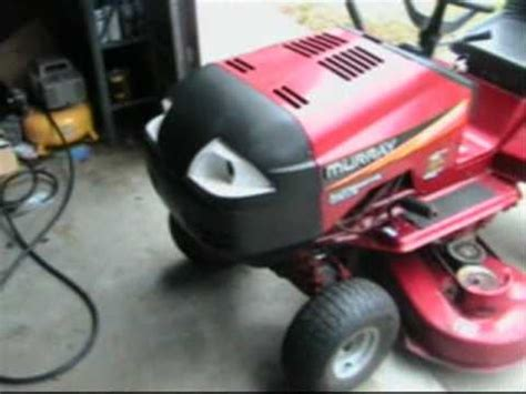 1997 murray 18hp 46 quot cut youtube