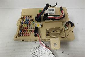 11 12 13 2013 Hyundai Elantra 1 8l Junction Relay Fuse Box