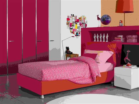 chambre ado fille single bedroom decoration