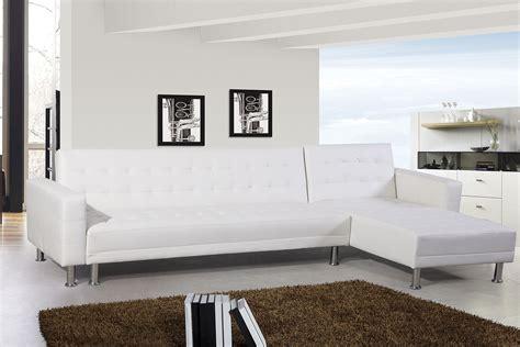 canapé d angle 2 places convertible blanc canapés d 39 angle salon salle à manger