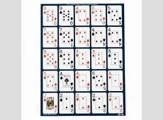 5 Best Images of Printable Pokeno Game Boards Printable