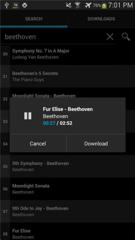 25 Best Mp3 Music Downloader Apps To Download Free Music