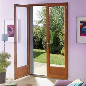 fenetres et portes fenetres bois lignal pasquet menuiseries With fenetre de porte