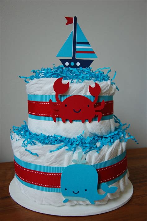 17 Best Images About Baby Shower Nautical On Pinterest