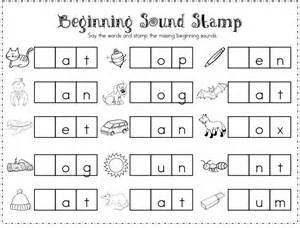 Kindergarten Word Work Worksheets