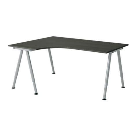 ikea bureau noir meubles de bureau mobilier rangement ikea