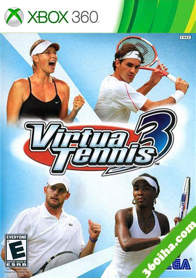 Virtua tennis 4 is more than just hitting the ball; Virtua Tennis 3 - خرید بازی ایکس باکس 360