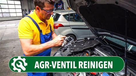 AGR-Ventil reinigen statt tauschen   Die Autodoktoren ...
