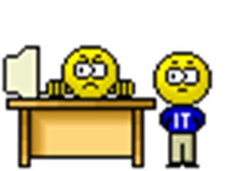 smiley bureau smiley au bureau smilchat smiley animé 3d petit gros large