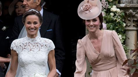 Kate And Pippa Middleton Are Total Sister Goals At Each