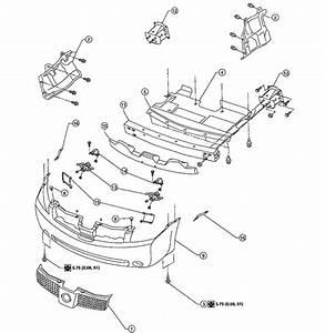 How Do I Remove Passenger Side Headlamp Assembly 2004