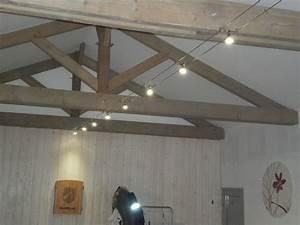 Spot Fil Tendu : luminaire fil tendu ~ Premium-room.com Idées de Décoration