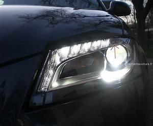 Audi A3 Phase 2 : installez des phares avant leds sur votre audi a3 a4 a6 ~ Medecine-chirurgie-esthetiques.com Avis de Voitures