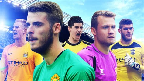 livesport     goalkeeper   premier league