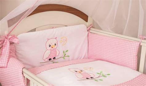 5 Pcs Baby Cot Cot Bed Bumper Set Duvet Cover Pillowcase