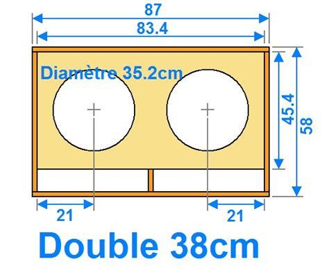 caisson cuisine 15 cm plan de caisson de basse 38cm