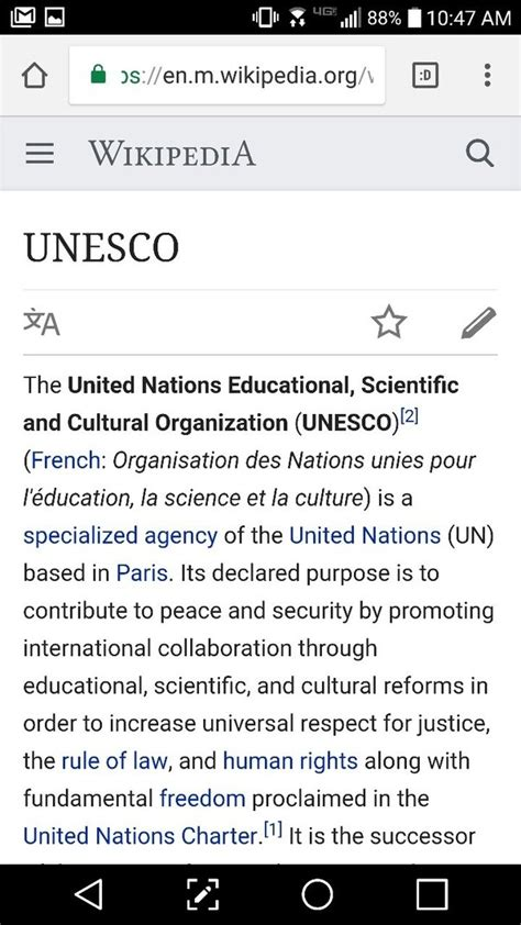 Full Form Of Organisations by What Is The Full Form Of Unesco Quora