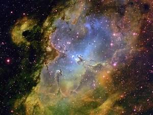 Eagle Nebula Wallpaper HD - Pics about space