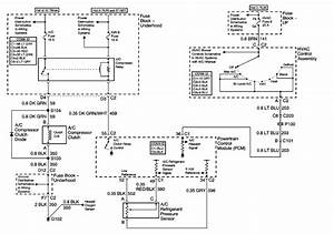 1996 S10 A C Controls Wiring Diagrams