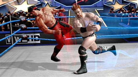 Test De Wwe All Stars Sur Ps3, 3ds @jvl