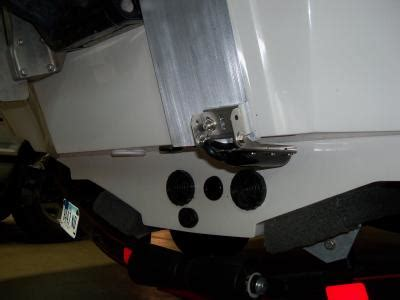 Nitro Boat Transom Problems by Ranger 620 Structure Scan Transducer Location Ranger