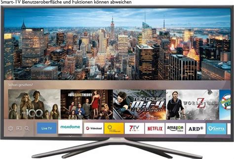 smart tv 80 cm samsung ue32k5579suxzg led fernseher 80 cm 32 zoll 1080p hd smart tv kaufen