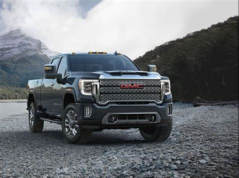 gmc sierra hd review pricing  specs