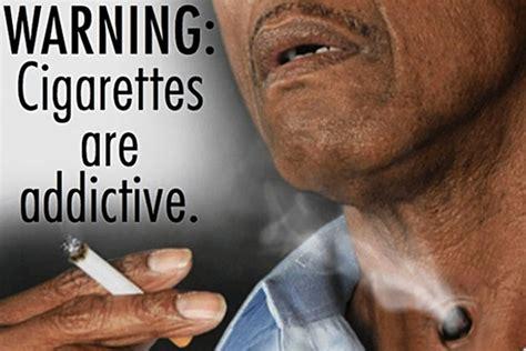 Judge Blocks Graphic Warnings on Cigarette Packs - WSJ