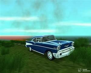Chevrolet Bel Air 1957 : chevrolet bel air 1957 for gta san andreas ~ Medecine-chirurgie-esthetiques.com Avis de Voitures