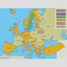 Europakarte Politisch (länder)  Europa  Pinterest Tattoo