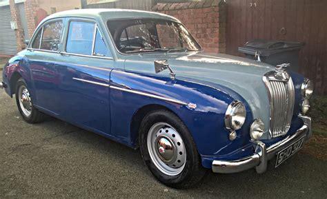 1957 Mg Magnette Zb