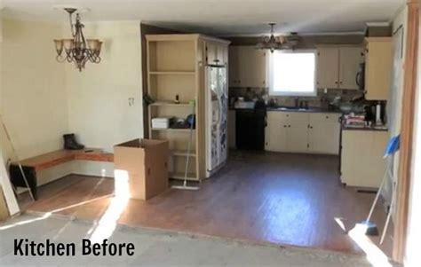 redo kitchen floor before after a fabulous floor remodel hooked on 1792
