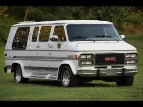 how to learn about cars 1992 gmc vandura 3500 interior lighting 1992 gmc vandura 2500 auto form conversion van rv white youtube