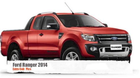 New Truck 2015 by All New 2014 Ford Ranger 2015 Wildtrak 4wd Truck