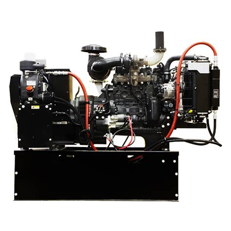 Winco Def Diesel Generator Air Compressor