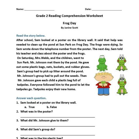 comp worksheets for grade comp best free printable