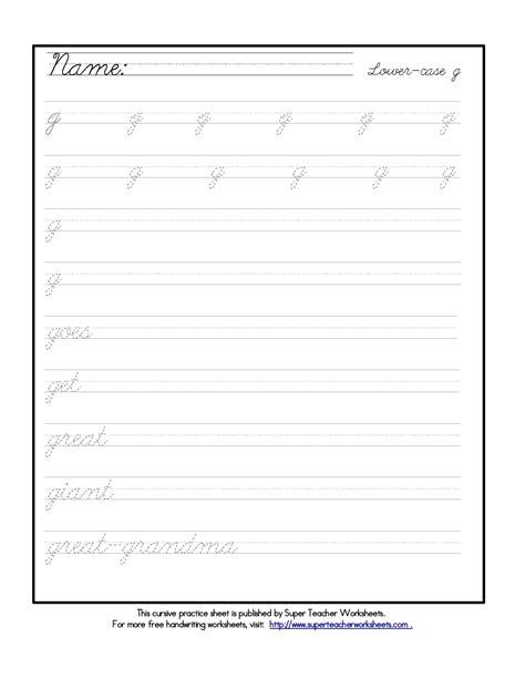 14 Best Images Of Cursive Worksheets For Grade 4  Cursive Handwriting Worksheets For 3rd Grade