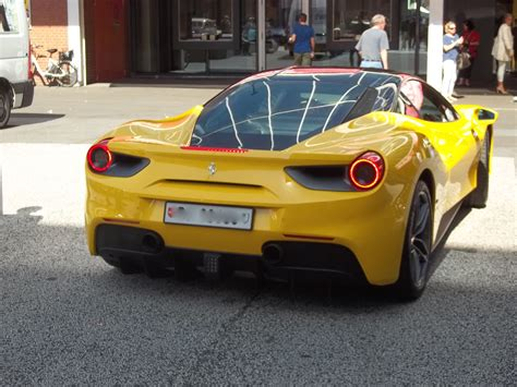 488 Gtb Modification by 488 Gtb
