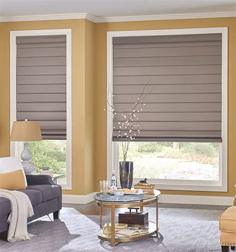 Bali® Tailored Roman Shades  Solid Colors Blindsgalore