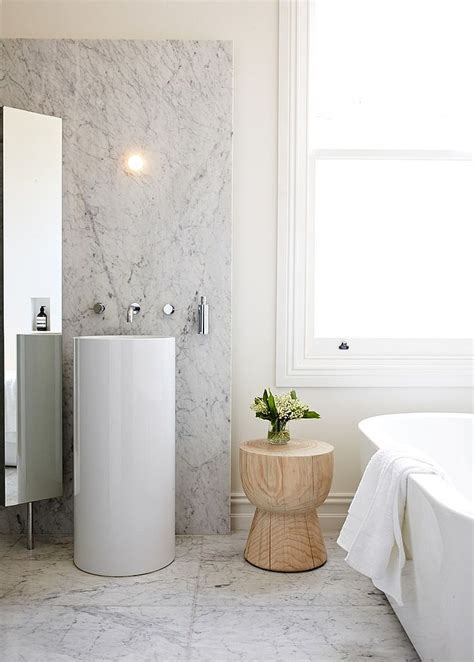 bathroom towels design ideas luxury 30 bathrooms that delight with a side table