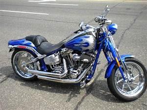Tacho Harley Davidson Softail : harley davidson harley davidson fxstsse3 cvo softail ~ Jslefanu.com Haus und Dekorationen
