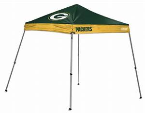 Green Bay Packers Tent Gameday Tailgate Canopy Tent 10x10