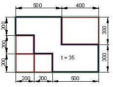Fläche Berechnen Rechteck : vieleck in teile zerlegen und damit fl cheninhalt ~ Themetempest.com Abrechnung