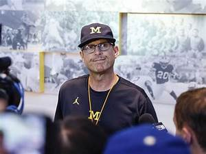 Yes, Jim Harbaugh and Michigan will update the 2017 ...