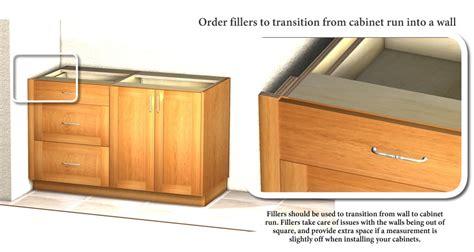kitchen cabinet filler strips base cabinet filler 5401