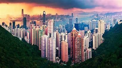Wallpapers Hong Kong 4k China Chinese Background