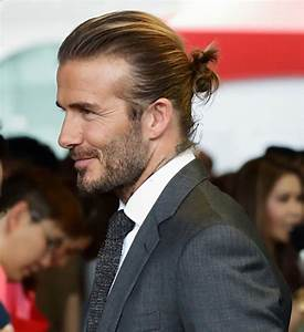 David Beckham Nailed The World's Trickiest Hairstyle ...