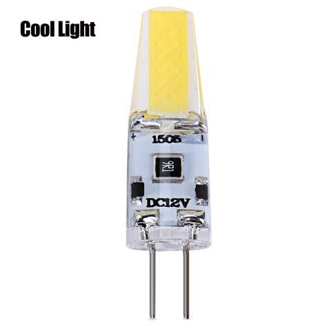 g4 1 5w dc 12v led capsule bulb halogen dimmable light