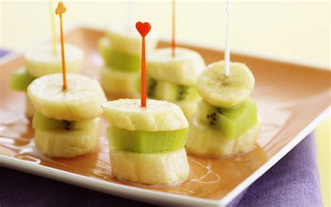 fruit canapes wallpapers and images wallpapers pictures