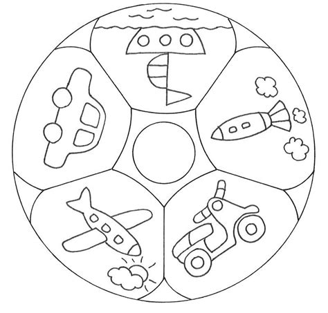 mandalas für kinder zum ausdrucken kostenlose malvorlage mandalas mandala spielzeug zum ausmalen